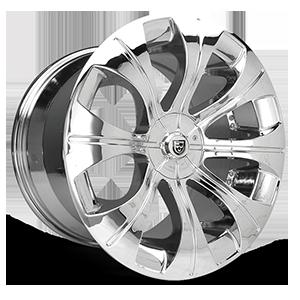 LX-131 6 Chrome Plated