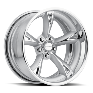 Mach V eXL d.concave 5 Silver / Polish