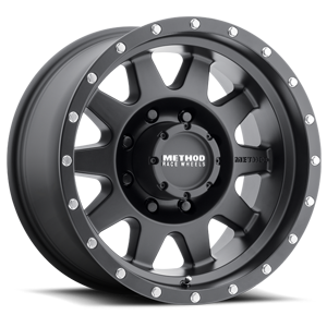 MR301 The Standard 8 Matte Black