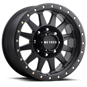 MR304 - Double Standard 8 Matte Black