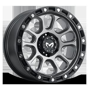 M204 6 Matte Grey