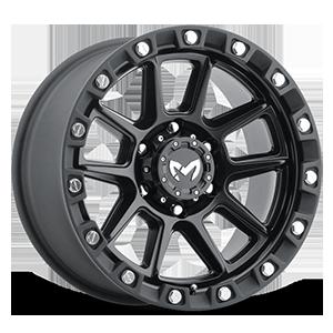M205 6 Satin Black