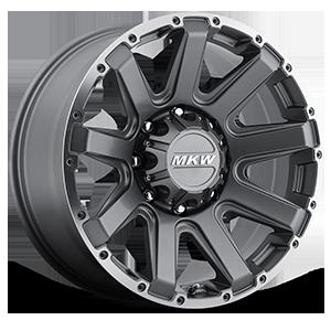 M94 8 Anthracite Grey