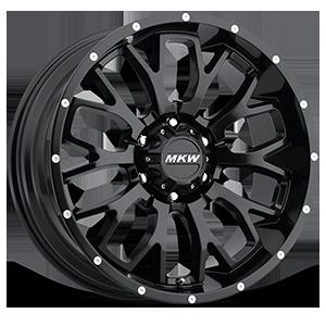 M95 6 Full Satin Black
