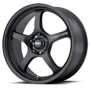 MR131 Traklite 5 Satin Black