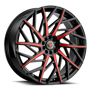 R21 5 Black/Red