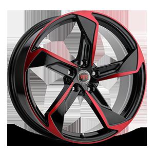 R20 5 Black/Red