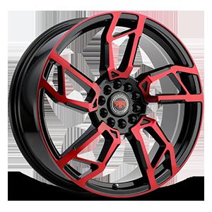 R22 5 Black/Red