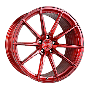 RF 1.1 5 Brushed Ruby Red