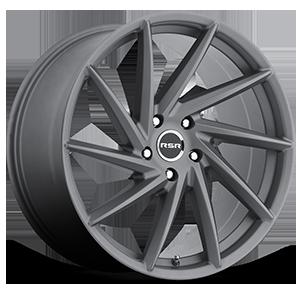 R701 5 Tungsten Grey
