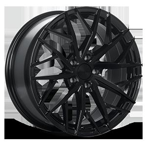 Atrax 6 Gloss Black