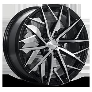 Atrax 6 Gloss Black & Machined