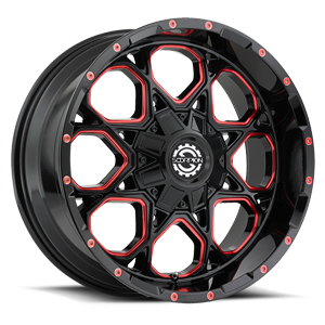 SC-10 6 Milled Red