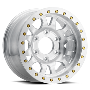 101 Xtreme Forged True Bead-Lock 6 Machined with Machined Bead-Lock: Trophy Truck