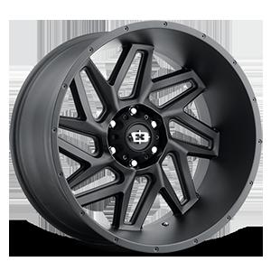 361 Spyder 6 Satin Black