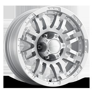 375 Warrior 5 Silver