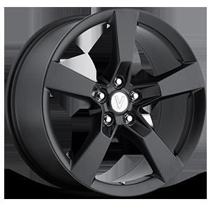 Chevrolet Camaro 5 Matte Black
