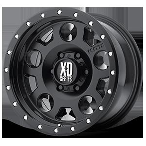 XD126 Enduro Pro 6 Satin Black
