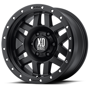 XD128 Machete 6 Satin Black
