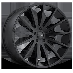 X39 5 Matte Black