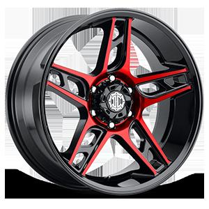 NX-15 6 Midnight Black/Red