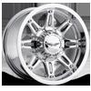 027 Eco Chrome PVD 5 lug