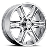 6 LUG AR893 MAINLINE CHROME