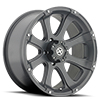 AX188 Ledge Cast Iron Black 5 lug