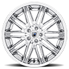 5 LUG ABL-10 CHROME