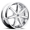 ABL-9 Chrome 6 lug