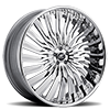 Nino Chrome 5 lug