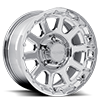 32 Series Chrome 5 lug