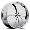 Trapzz Chrome 5 lug