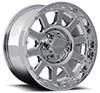 32 Series Chrome 6 lug