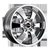 136 Maxim 6 Chrome 6 lug