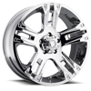 234-235 Maverick Chrome 5 lug