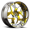 Imperio Yellow 5 lug