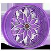 Motivo Purple 5 lug