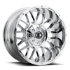 6 LUG NX-12 CHROME