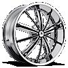 360 v2.0 Chrome 8 lug