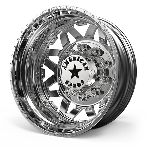 10 LUG 652 STARS SDBR POLISHED