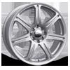 533 Silver 4 lug