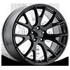 Style 70 FWD Gloss Black 5 lug