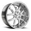 DA150 Chrome 5 lug