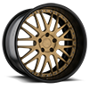 5 LUG AGL10 MATTE GOLD WITH MATTE BLACK LIP