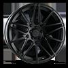 AGL49 Matte Black 5 lug