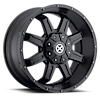 AX192 Blade Satin Black 5 lug