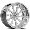 Stamina Polished 5 lug