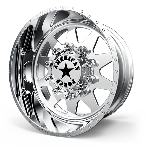 611 Independence SDBR Polished 10 lug