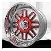 G255 Syzr FP Red 6 lug
